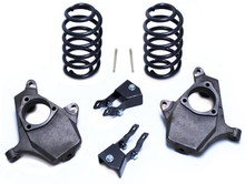 "2000-2006 GM SUV 2wd/4wd 2/4"" MaxTrac Drop Kit - KS331024"