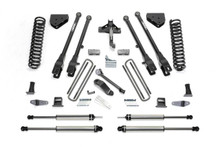 "2008-2010 Ford F-350 4wd 10"" Lift Kit W/ Front Dirt Logic Shocks - Fabtech K20371DL"