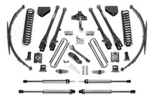 "2005-2007 Ford F-250 / F-350 4wd 10"" Lift Kit W/ Dirt Logic Shocks - Fabtech K2040DL"