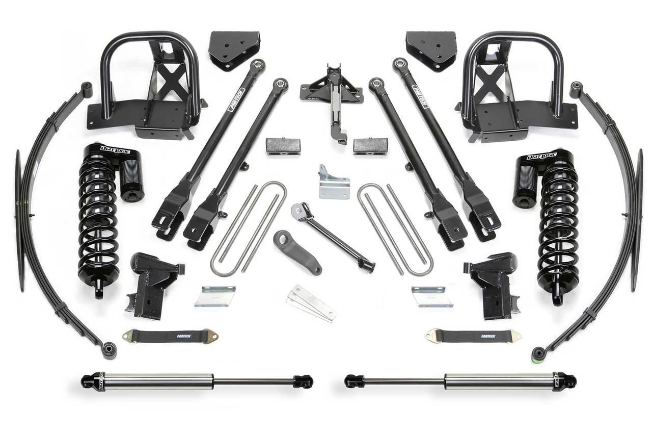 "2005-2007 F250 F350 4WD Brake Line Relocation For 2-4/"" Leveling Kit"