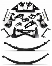 "2011-2019 GM 2500/3500HD 4wd 10-12"" Adjustable Cognito Lift Kit"