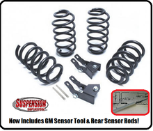 2015-2019 GM SUV 2wd/4wd W/ Magnaride Suspension 1/3 or 1/4 Drop Kit - PRS 33152-1 Fits-   2015, 2016, 2017, 2018 Chevy Tahoe 2wd, 4wd & AWD  2015, 2016, 2017, 2018 Chevy Suburban 2wd, 4wd & AWD  2015, 2016, 2017, 2018 GMC Yukon & Yukon XL 2wd, 4wd & AWD  2015, 2016, 2017, 2018 GMC Denali & Denali XL 2wd, 4wd & AWD  2015, 2016, 2017, 2018 Cadillac Escalade & Escalade ESV 2wd, 4wd & AWD