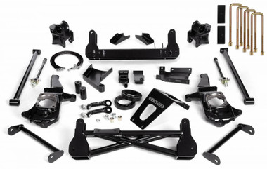 """2011-2019 GM 2500/3500HD 2wd/4wd NTD 7-9"""" Adjustable Cognito Lift Kit"""