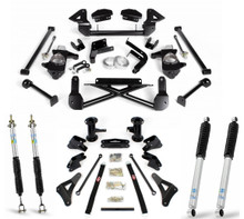 "2001-2006 GM SUV W/O Auto Ride 10-12"" Adjustable Complete Cognito Lift Kit"
