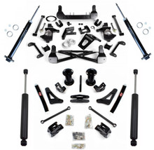 "2007-2014 GM SUV W/O Auto Ride  7-9"" Adjustable Complete Cognito Lift Kit"