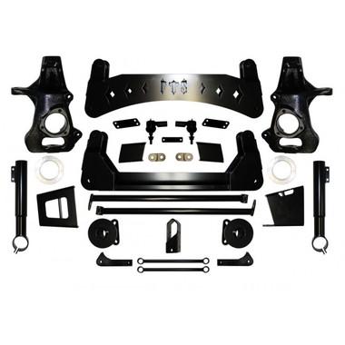 "2007-2014 GM SUV 1500 2wd/4wd 7"" Full Throttle Lift Kit"