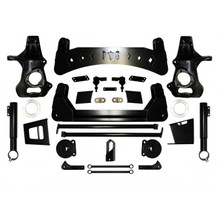 "2007-2014 GM SUV 1500 2wd/4wd 7"" Full Throttle Lift Kit"
