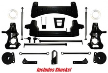 "2001-2006 GM SUV 1500 2wd/4wd 7-9"" Full Throttle Lift Kit"