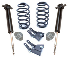 "2015-2019 GM SUV 2wd/4wd 2/3"" or 2/4"" MaxTrac Strut Lowering Kit - K331523S"