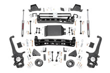 "2017-2019 Nissan Titan 4wd 6"" Lift Kit - Rough Country 87820A"