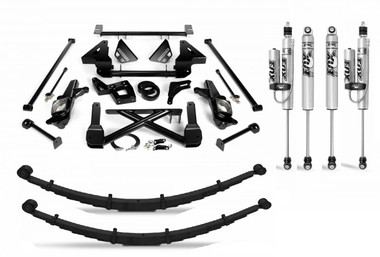 "2001-2010 GM 2500/3500HD 2wd/4wd 10-12"" Adjustable Cognito Lift Kit"
