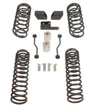 "2018-2020 Jeep Wrangler JL 4wd 3"" Coil Lift Kit  Without Shocks - MaxTrac 949832"