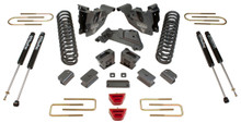 "2014-2018 Dodge RAM 2500 4wd 4"" MaxPro Lift Kit W/ MaxTrac Shocks - MaxTrac K947241"