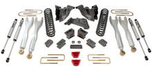 "2013-2018 Dodge RAM 3500 4wd 6"" MaxPro Elite 4-Link Lift Kit W/ FOX Shocks- MaxTrac K947363FL"