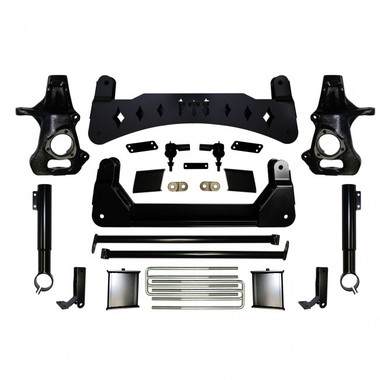 "2019 GMC Sierra Denali 1500 4wd 9"" Full Throttle Lift Kit"
