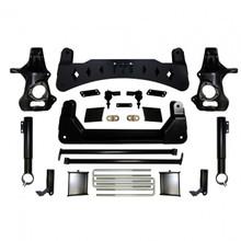 "2019-2021 Chevy & GMC 1500 4wd AT4/Trail Boss 7"" Full Throttle Lift Kit 10040"