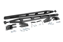 2011-2019 Chevy & GMC 2500 4wd Rear Traction Bars - Rough Country 11001