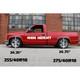 Ridetech 11370110 Ride Height 1988-1998 Chevy & GMC 1500 2wd 4/6 Street Grip Drop Kit
