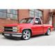 Ridetech 11370110 Installed 1988-1998 Chevy & GMC 1500 2wd 4/6 Street Grip Drop Kit