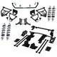 1973-1987 Chevy & GMC C10 2wd 4/6 Coilover Drop Kit- Ridetech 11360201