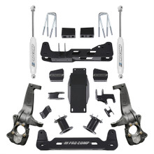"2019-2020 Chevy & GMC 1500 AT4 & Trailboss 4wd 4"" Lift Kit - Pro Comp K1176B"