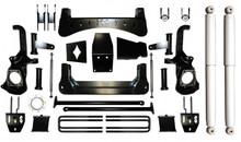 "2020-2022 Chevy & GMC 2500HD 10-12"" Full Throttle Lift Kit - 58104"