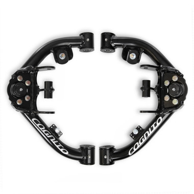 2000-2006 GM SUV Ball Joint Tubular Upper Control Arm Kit W/ Dual Shock Mounts - Cognito 110-90288