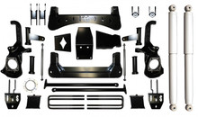 "2020 Chevy & GMC 2500HD 7-9"" Full Throttle Lift Kit - 56104"