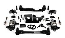 "2001-2010 Chevy & GMC 2500/3500HD 4wd 4""-6"" Lift Non-Torsion Drop Front Kit - Cognito 110-K0502"