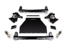 "2007-2013 Chevy & GMC 1500 2wd 4""-6"" Lift Front Suspension Kit - Cognito 110-K0507"