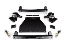 "2014-2018 Chevy & GMC 1500 2wd W/ Alum & Stamped Arms 4""-6"" Lift Front Suspension Kit - Cognito 110-K0509"