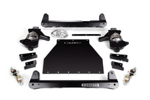"2014-2016 Chevy & GMC 1500 4wd W/ Cast Arms 4""/6"" Front Suspension Lift Kit - Cognito 110-K0510"