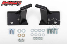 "Side Motor Mounts  3/4"" Forward Seamless Frame 1955-57 Chevy"