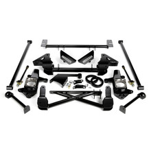"2001-2010 Chevy & GMC 2500/3500HD 4wd Non-Stabilitrak 7""-9"" Lift Front Suspension Kit - Cognito 110-K0512"