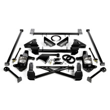 "2007-2010 Chevy & GMC 2500/3500HD 4wd W/ Stabilitrak 7""-9"" Lift Front Suspension Kit - Cognito 110-K0513"