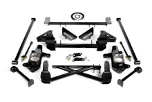 "2007-2010 Chevy & GMC 2500/3500HD 2wd W/ Stabilitrak 7""-9"" Lift Front Suspension Kit - Cognito 110-K0515"