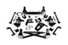 """2014-2016 Chevy & GMC 1500 4wd W/ Cast Steel Arms Non-Stabilitrak 7""""-9"""" Lift Front Suspension Kit - Cognito 110-K0525"""