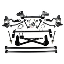 "2014-2018 Chevy & GMC 1500 2wd W/ Alum & Stamped Arms 7""-9"" Lift Front Suspension Kit - Cognito 110-K0529"