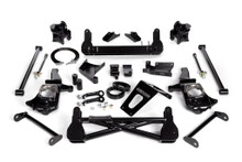 "2011-2019 Chevy & GMC 2500/3500HD 4wd Non-Stabilitrak 7-9"" Lift Front Suspension Kit - Cognito 110-K0533"