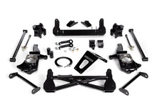 "2011-2019 Chevy & GMC 2500/3500HD 2wd W/ Stabilitrak 7-9"" Lift Front Suspension Kit - Cognito 110-K0535"