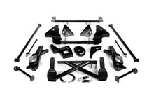 "2001-2007 Chevy & GMC 2500/3500HD 4wd W/ SAE Brakelines 10""-12"" Lift Front Suspension Kit - Cognito 110-K0543"