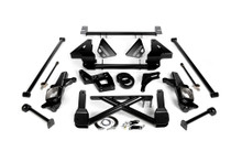 """2007-2010 Chevy & GMC 2500/3500HD 4wd W/ Stabilitrak 10""""-12"""" Lift Front Suspension Kit - Cognito 110-K0545"""