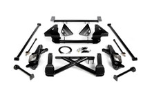 "2001-2007 Chevy & GMC 2500/3500HD 2wd W/ SAE Brakelines 10""-12"" Lift Front Suspension Kit - Cognito 110-K0546"