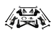 "2007-2010 Chevy & GMC 2500/3500HD 2wd Non-Stabilitrak W/ Metric Brakelines 10""-12"" Lift Front Suspension Kit - Cognito 110-K0547"