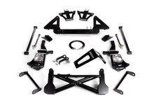 "2011-2019 Chevy & GMC 2500/3500HD 2wd Non-Stabilitrak 10-12"" Lift Front Suspension Kit - Cognito 110-K0563"