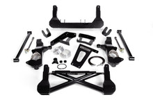 "2007-2016 Chevy & GMC 1500 4wd Non-Stabilitrak W/ Cast Steel Arms 10-12"" Lift Front Suspension Kit - Cognito 110-K0565"