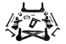 "2007-2016 Chevy & GMC 1500 2wd Non-Stabilitrak W/ Cast Steel Arms 10-12"" Lift Front Suspension Kit - Cognito 110-K0567"
