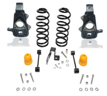 "2009-2018 Dodge RAM 1500 2wd 2/4"" Premium Spindle Drop Kit - K44050"