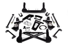 "2014-2018 Chevy & GMC 1500 4wd W/ Alum & Stamped Arms 10-12"" Lift Front Suspension Kit - Cognito 110-K0568"