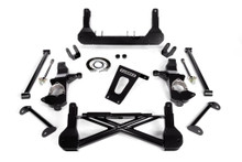 "2014-2018 Chevy & GMC 1500 2wd W/ Alum & Stamped Arms 10-12"" Lift Front Suspension Kit - Cognito 110-K0569"